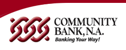 logo Community Bank