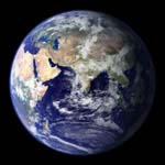 Earth, Eastern Hemisphere